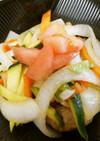 めっけもん♪たっぷり野菜の南蛮漬け
