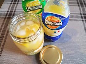 オランジーナ&レモンジーナのシンデレラ風