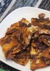 ホタルイカのこんがりチーズ焼き