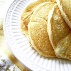 スーパーもちもち♡おからパンケーキ