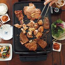 牛カルビ焼き肉