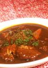 肉がとろける牛タンビーフシチュー