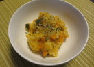 南瓜のリゾット ローズマリー風味