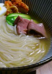 ヌードルメーカーで美味☆盛岡冷麺