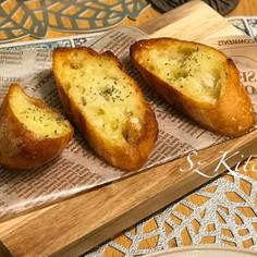 簡単にお店の味♪ガーリックトースト
