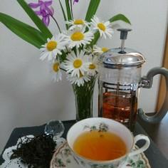 自家製紅茶♪