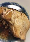 ぶりカマの煮魚