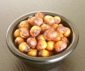 ヴィーガン・メープル&シナモンひよこ豆