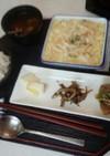血管ダイエット食324(うどんグラタン)
