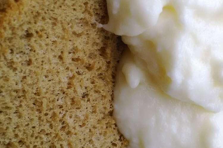 クリーム 牛乳 作り方 生
