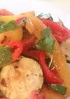 おもてなしにも!夏野菜のはちみつマリネ