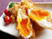 サクっと簡単!!半熟卵フライの写真