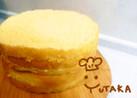 簡単☆本格☆スポンジケーキ