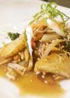 ✨みる貝と季節キノコのバター醤油仕立て✨