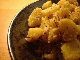薩摩芋のサブジ