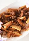 ご飯が進むタケノコと豚肉の甘辛炒め
