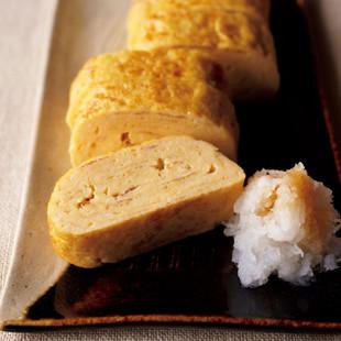 ふんわり豆腐の卵焼き