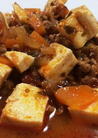 ダイエットにも♡ヘルシー煮込みトマト豆腐