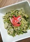 お漬物リメイク◎青菜とツナの炒めもの