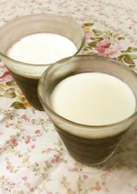 糖質制限!小鍋ひとつで簡単コーヒーゼリー
