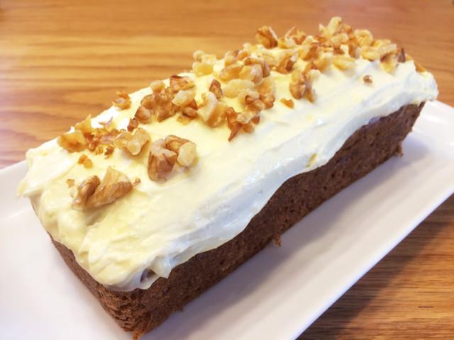 NZ産にんじんたっぷりキャロットケーキ