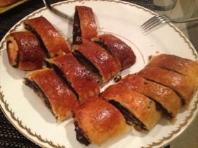 ルガラー(ユダヤ式クッキー)