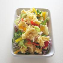 フレッシュ野菜入りポテトサラダ