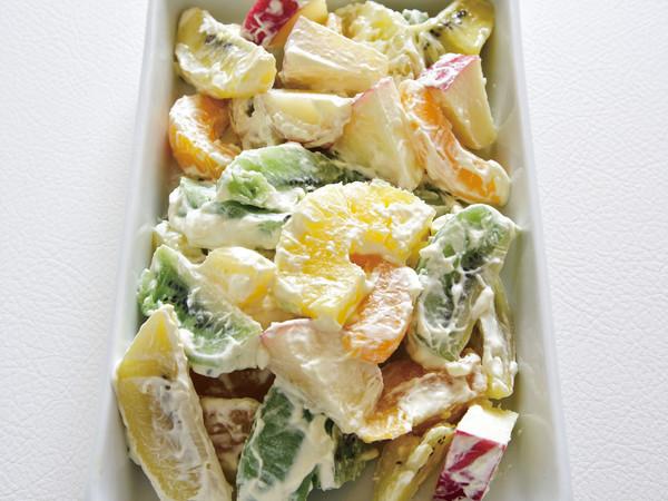 ミックスフルーツサラダ