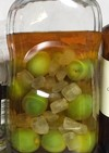 スコッチウイスキー梅酒