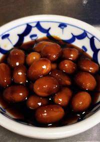生活習慣病予防に*酢大豆(黒酢漬け)