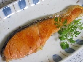フライパンで焼き魚☆ひと手間で美味しく