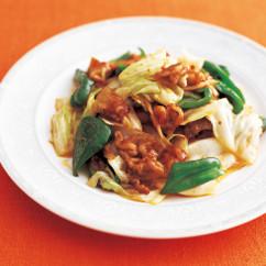 回鍋肉(ホイコオロウ)