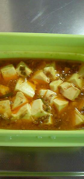 簡単♪レンジで麻婆豆腐
