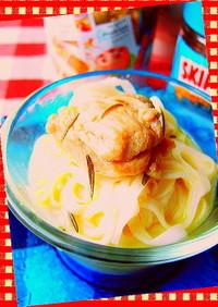 糖質制限0麺◆鶏ももハーブスープヌードル