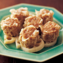 えび+榨菜シュウマイ