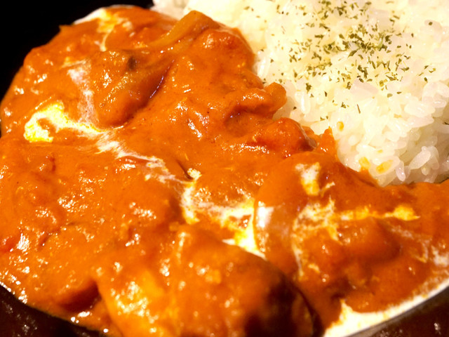 人気 レシピ カレー チキン