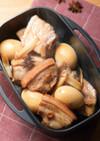 豚の角煮 中華風