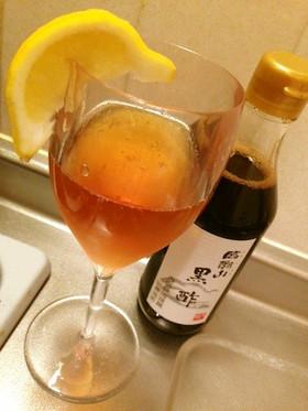 黒酢蜂蜜ドリンク