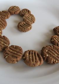 そば粉のクッキー
