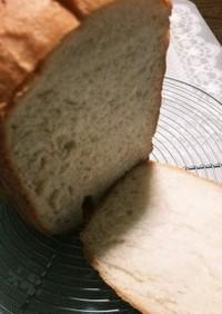 HBで!ココナッツ食パン。乳不使用♪
