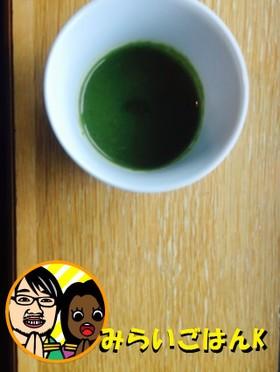 アスッパラから飲みたい、グリーンスープ
