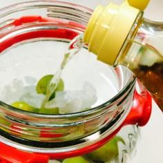 【梅シロップ】甘さすっきり梅ジュース