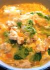 簡単☆5分で1品!優しい豆腐と卵のおかず