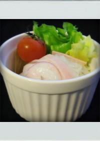 ■カット野菜■ハムのマリネ簡単サラダ☆昼