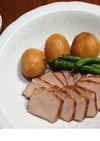 圧力鍋で☆豚もも肉と新じゃがの黒酢煮