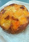 びわのパウンドケーキ