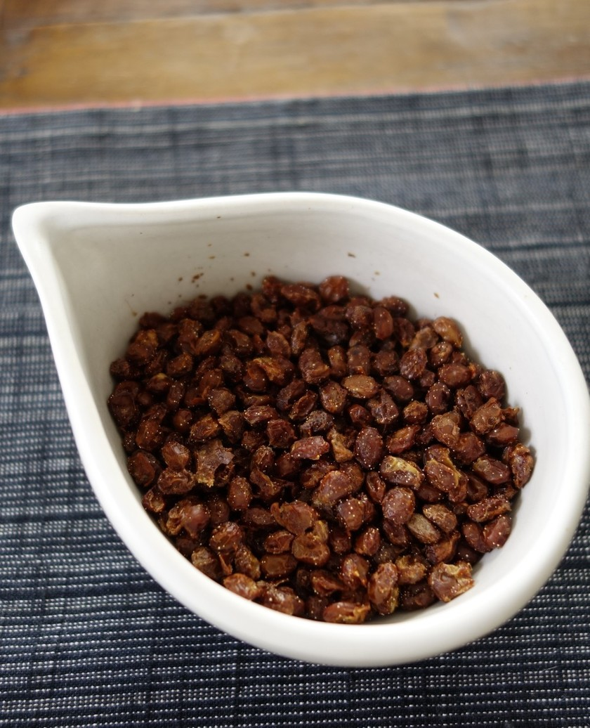 オーブン◇おてがるドライ納豆