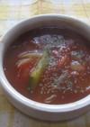 夏野菜のハヤシルースープ