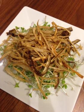 ブロッコリースーパースプラウトのサラダ