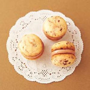 いちごガナッシュサンドクッキー